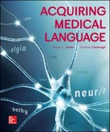 Acquiring Medical Language | Steven L. Jones |