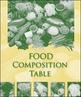 Food Nutrition Guide/Food Composition Table | auteur onbekend |
