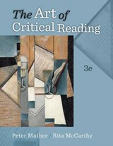 The Art of Critical Reading | Peter McCarthy Mather |