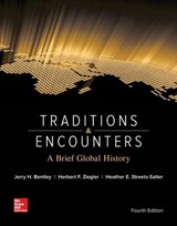 Traditions & Encounters | Bentley, Jerry H. ; Ziegler, Herbert F. ; Streets Salter, Heather E. |