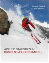 Applied Statistics in Business and Economics | David Seward Doane |