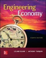 Engineering Economy | Blank, Leland T. ; Tarquin, Anthony |