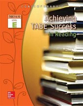 Achieving Tabe Success in Reading, Level E