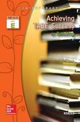 Achieving TABE Success in Reading, Level E | McGraw-Hill Education |