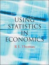 Using Statistics in Economics | Leighton Thomas |