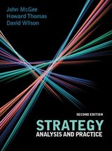 Strategy: Analysis and Practice | auteur onbekend |