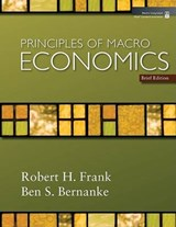 Principles of Macroeconomics | Robert H. Frank |