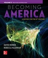 Becoming America, Volume II