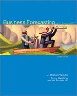 Business Forecasting with ForecastX | Wilson, J. Holton ; Keating, Barry |