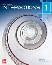 Interactions Level 1 Reading Student Book | Kirn, Elaine ; Hartmann, Pamela |