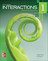Interactions Level 1 Listening/Speaking Student Book | Judith Tanka |