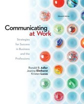 Communicating at Work, with Connect Plus Communication Access Card