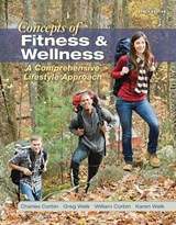 LL Concepts of Fitness and Wellness with Cnct Plus Access Card | Charles Corbin |