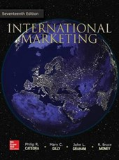 International Marketing | Philip R. Cateora; John Graham; Mary C. Gilly |