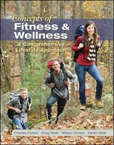 LL Concepts of Fitness and Wellness | Charles Corbin |