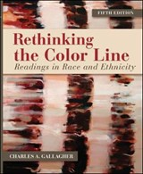 Rethinking the Color Line | Charles A. Gallagher |