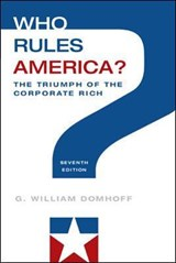 Who Rules America? The Triumph of the Corporate Rich | G. William Domhoff |