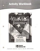 The American Journey, Activity Workbook, Student Edition | McGraw-Hill Education |