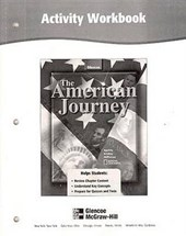 The American Journey, Activity Workbook, Student Edition