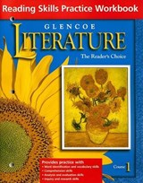 Glencoe Literature Course 1 Reading Skills Practice Workbook | McGraw-Hill Education |