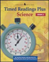 Timed Readings Plus in Science | McGraw-Hill Education |
