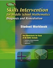 Skills Intervention for Middle School Mathematics | McGraw-Hill Education |