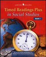 Timed Readings Plus in Social Studies | McGraw-Hill |