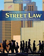 Street Law, Student Workbook | McGraw-Hill Education |
