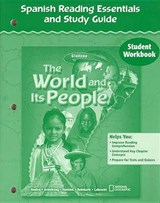 The World And Its People, Spanish Essentials And Study Guide | McGraw-Hill |