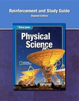 Glencoe Physical Iscience, Reinforcement and Study Guide, Student Edition | McGraw-Hill Education |