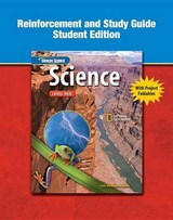 Glencoe Iscience, Level Red, Grade 6, Reinforcement and Study Guide, Student Edition | McGraw-Hill Education |