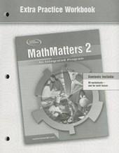 Mathmatters 2 Extra Practice Workbook
