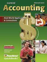 Glencoe Accounting Advanced Course | Donald J. Guerrieri |