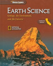 Earth Science, California Edition