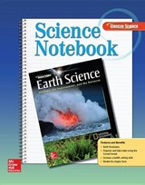 Earth Science Science Notebook | McGraw-Hill Education |