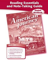 The American Journey, Modern Times, Reading Essentials and Note-Taking Guide | McGraw-Hill Education |