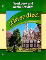 Asi Se Dice! Workbook and Audio Activities | auteur onbekend |