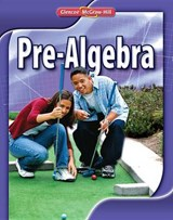 Pre-Algebra | McGraw-Hill Education |