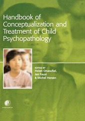 Handbook of Conceptualization and Treatment of Child Psychopathology |  |