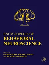 Encyclopedia of Behavioral Neuroscience: Volumes 1-3