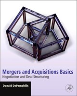 Mergers and Acquisitions Basics | Donald DePamphilis |