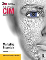 CIM Coursebook Marketing Essentials | Jim Blythe |
