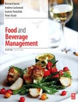 Food and Beverage Management | Bernard Davis |