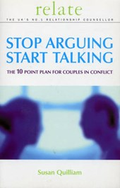 Stop Arguing, Start Talking