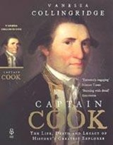 Captain Cook | Vanessa Collingridge |