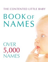 Contented Little Baby Book Of Names | Amanda Hemmings |