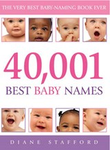 40, 001 Best Baby Names | Dianne Stafford |