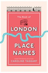 Book of London Place Names | Caroline Taggart |