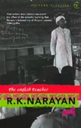 English Teacher | R K Narayan |