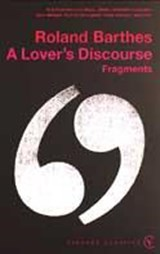 A Lover's Discourse | Roland Barthes |